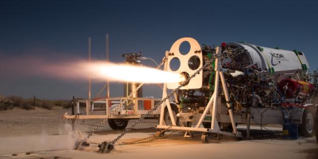 XCOR Announces Engine Development Milestone